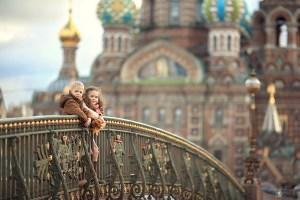 Børneopdragelse i Rusland