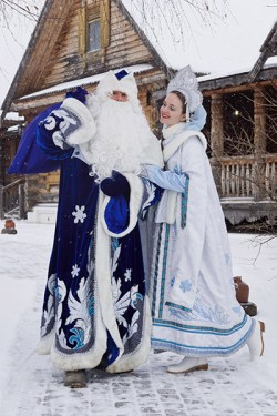 Alt om russisk jul og russisk nytår