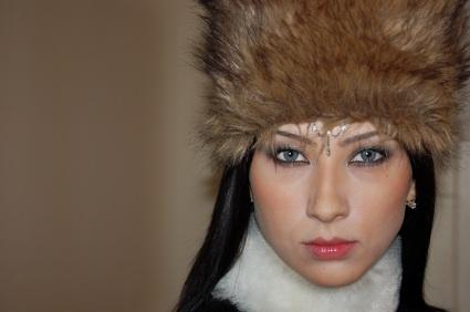 Russisk skønhed