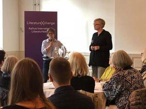Trine Søndergaard og Tine Roesen fortæller om oversættelse af russisk litteratur til dansk
