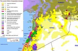 Религиозната карта на Сирия – опит за преоценка