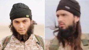Микаел Дос Сантос и Максим Ушар, френски граждани, присъединили се към Ислямска държава.