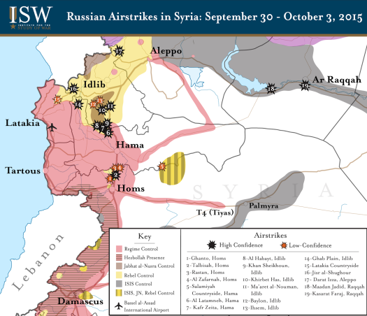 russian airstrikes 30 sep - 03 oct-01