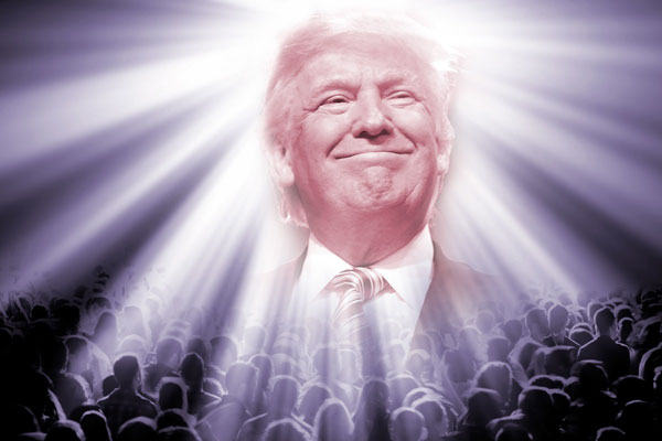 Image result for cult trump