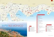 Photo of Карта Монако