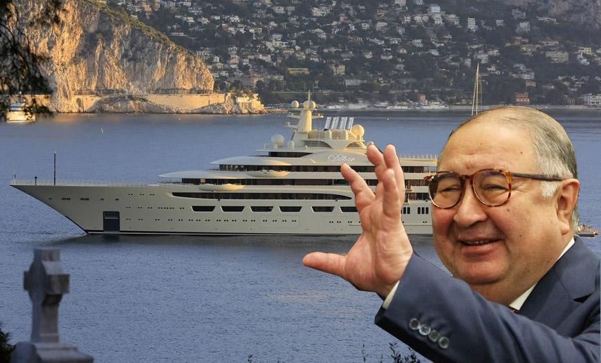 Алишер Усманов не хочет быть 3-м по богатству в Великобритании, он хочет  быть первым. Ему поможет бюджет РФ