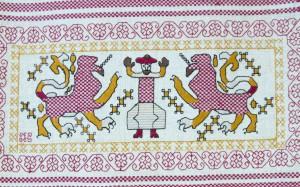 Русская вышивка 5