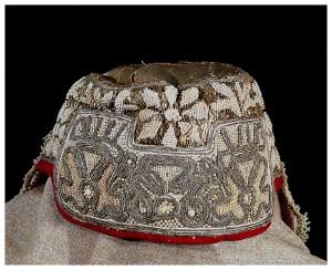 архангельские головные уборы кокошник 3
