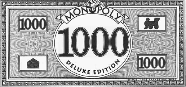 Распечатать монополия – Настольная игра Монополия своими ...