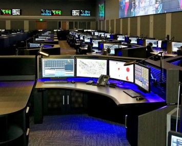 Russ Bassett - Government - Command and Control console furniture