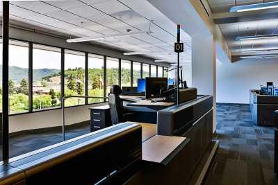 Russ Bassett - Public Safety - 911 dispatcher console furniture