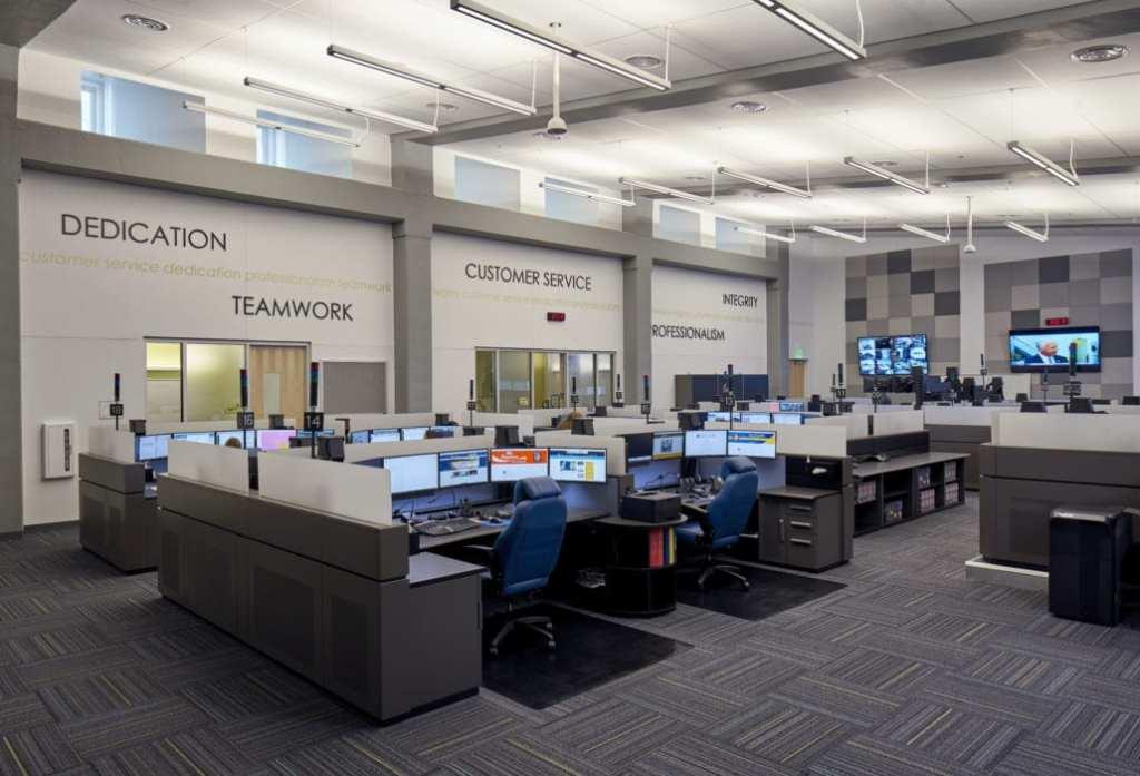 Dispatch Center Consoles