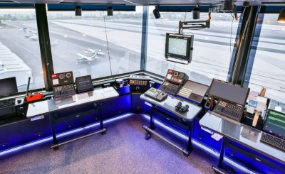 Russ Bassett - Air Traffic Control - Custom Tower Console Workstation 09