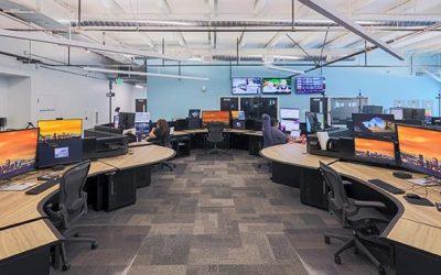 Denver 911 Chooses Russ Bassett Public Safety Consoles for Upgraded Center