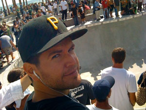 Russ at the Venice Park