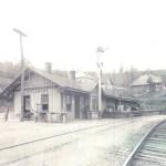 Castlewood Train Depot