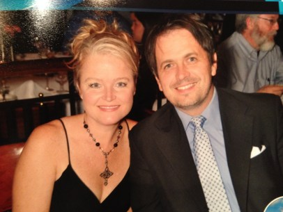 All dressed up for dinner aboard the Adore Marriage Cruise!