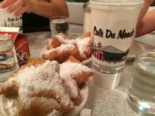 When in New Orleans - You gotta have some beignets!