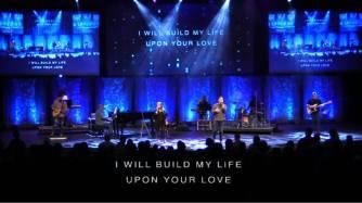R&K leading worship