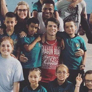 Will on a mission trip to Costa Rica - May of 2018