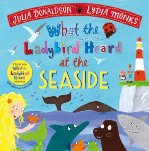 what ladybird heard at the seaside