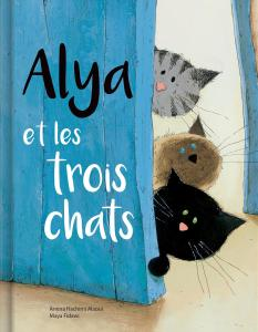 alya et les trois chats