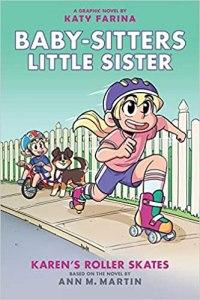 baby-sitters little sister karen's rollerskates