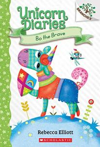 unicorn diaries: bo the brave