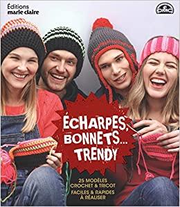 écharpes, bonnets trendy