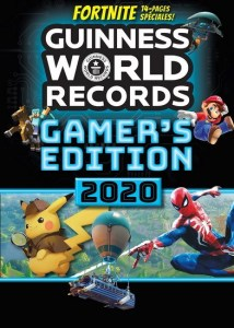 guinness world records gamers edition 2020