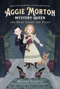 aggie morton mystery queen
