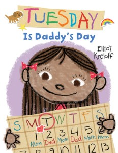 tuesday is daddy's day