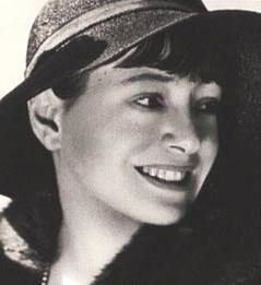 Dorothy Parker (August 22, 1893 – June 7, 1967) in Los Angeles in the 1930s.