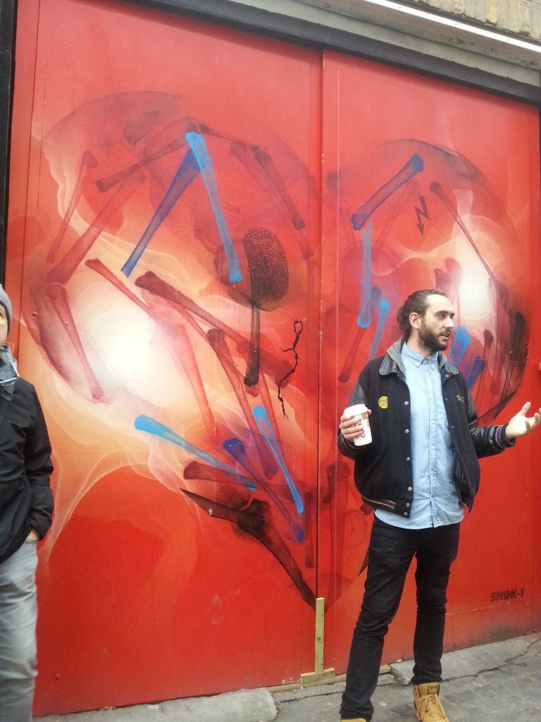 Hearts on a Door