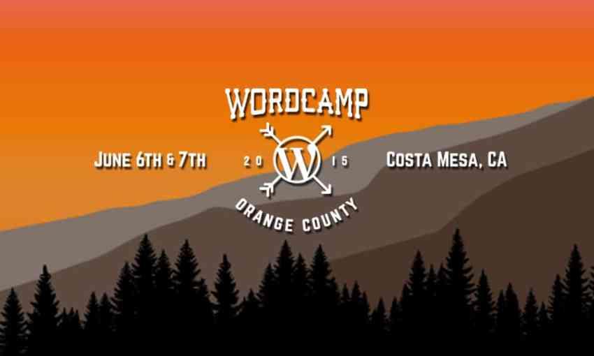 wordcamp orange county 2015