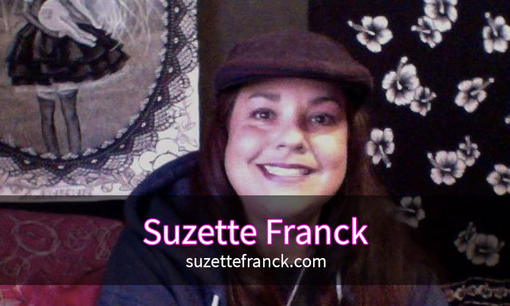 Shared Blog: Suzette Franck
