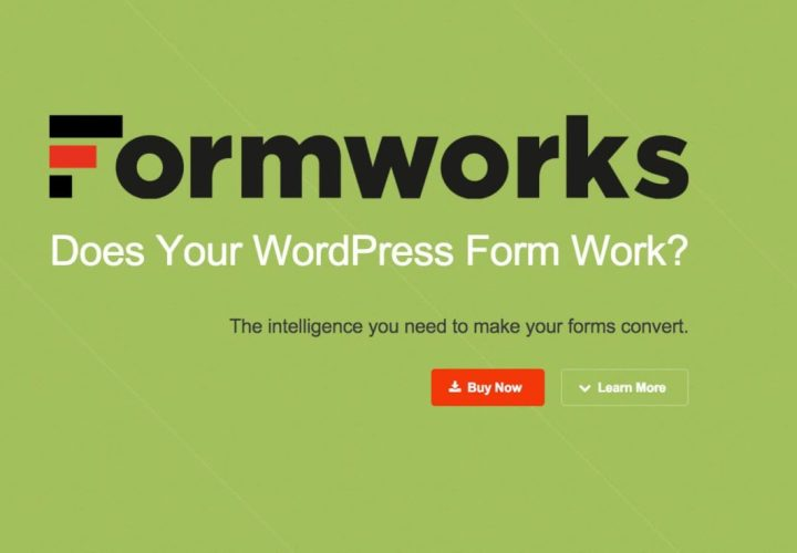 FormWorks: Analytics for your WordPress contact forms