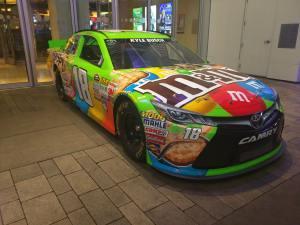 Kyle Busch Sprint Cup Series Car- Championship Week 2015