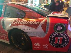 Kevin Harvick Sprint Cup Series Car - Rear Quarter Panel