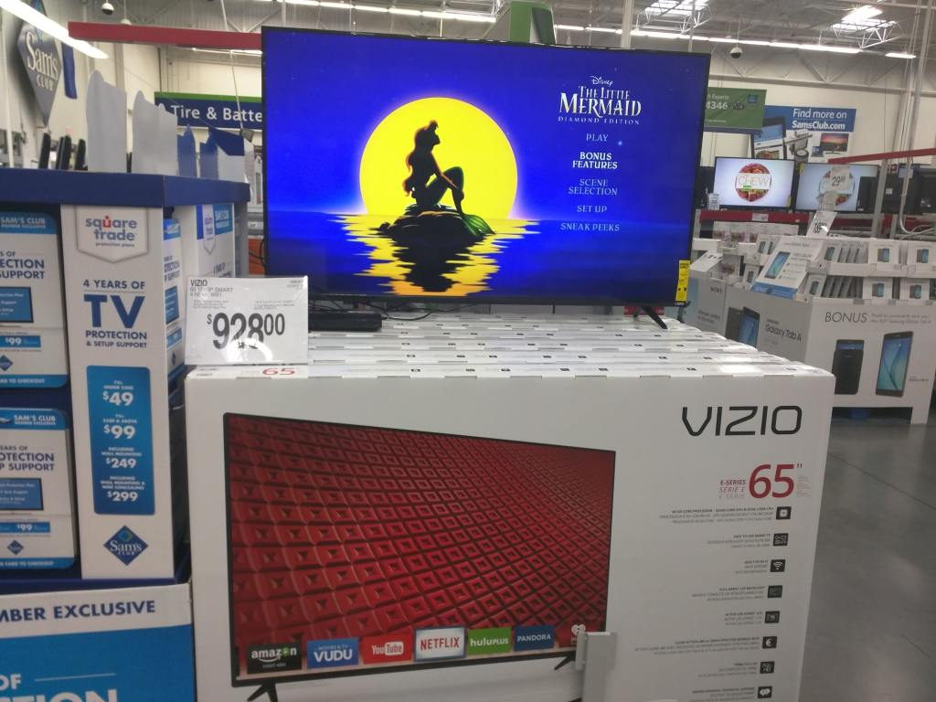 The best way to pick a 65 inch Vizio flat screen tv