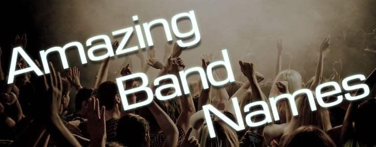 Band Names Image