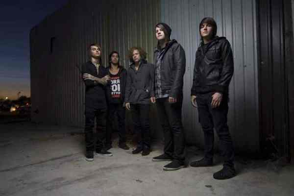 Attack Attack Band Photo