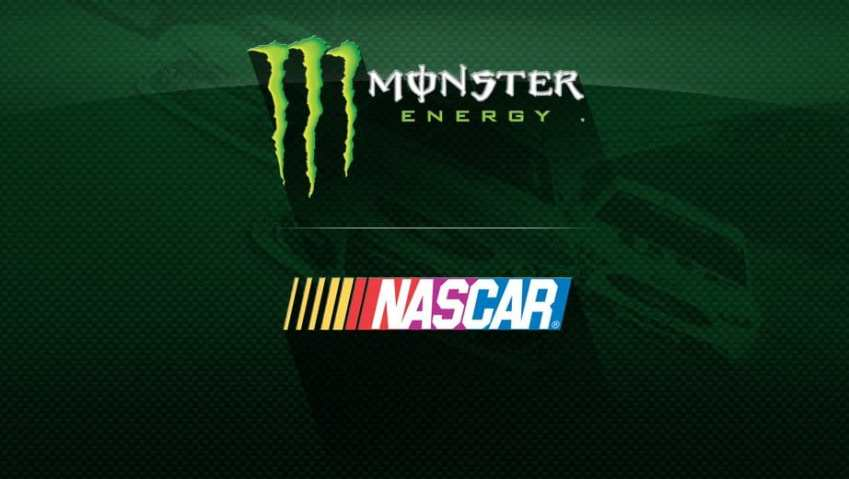 Monster Energy New Nascar Sponsor