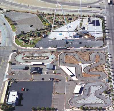 Ultimate Rush Speed & Thrill Park