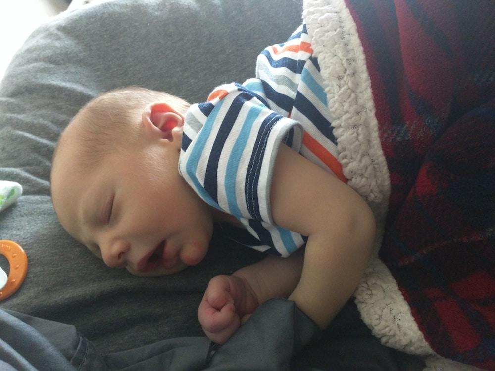 Jameson, my son