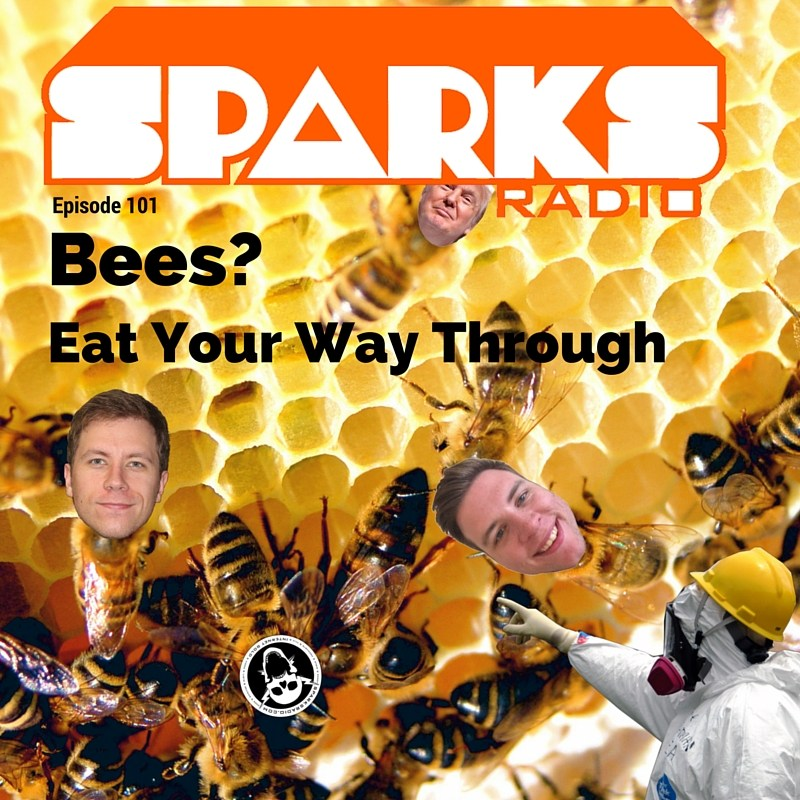 Sparksradio episode 101