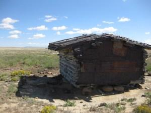 WY Desert Cabin