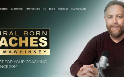 A Conversation With Marc Mawhinney on the NaturalBornCoaches.com Podcast