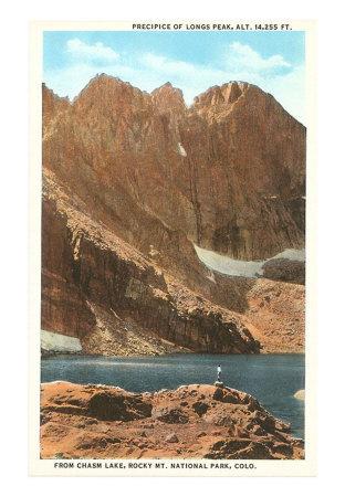 Long's Peak - Colorado