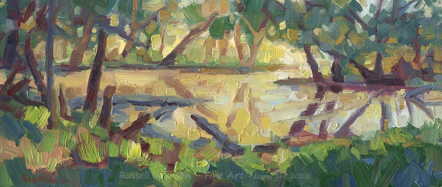 Russell Johnson Prescott Artist